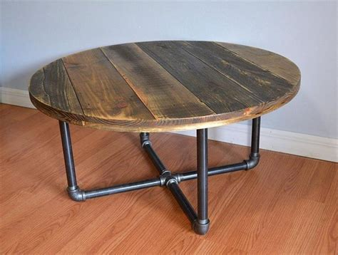 Farm Style Dining Room Table the 25 best round coffee tables ideas on pinterest