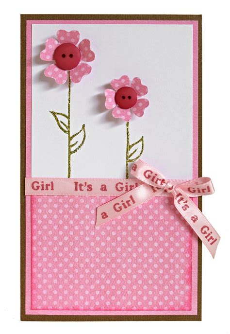 Log Home Design Software For Mac by It S A Baby Card With Button Flowers Pazzles