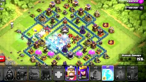 earthquake coc clash of clans new earthquake dark spell coc update