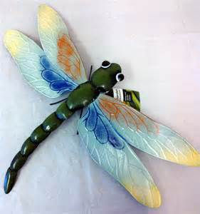 dragonfly ornaments wall hanging garden dragonfly ornament high detail