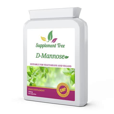 supplement d mannose d mannose supplement urinary tract bladder health