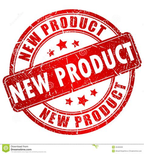 Products New new product vector st stock vector illustration of
