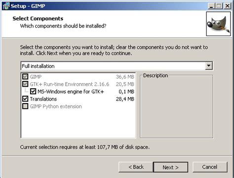 tutorial gimp bildbearbeitung bildbearbeitung mit der freeware gimp teil 1 installation