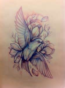 bird tattoo sketch art pinterest