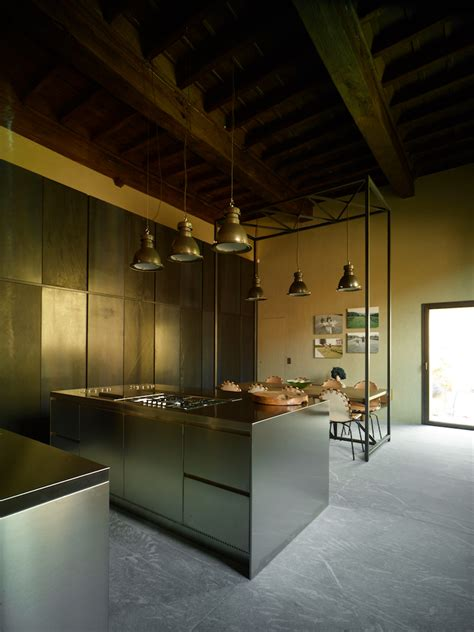 cucine industriali per casa da abimis una cucina industriale pensata per la casa