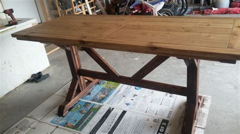 bar top construction farm bar top table created 8 24 15 frazer construction