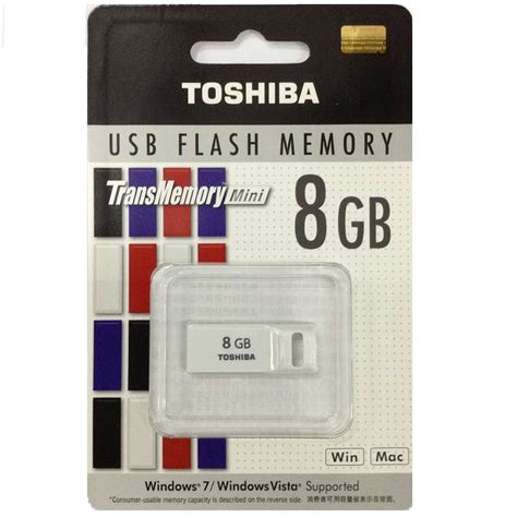 Usb Flash Memory Toshiba 8gb toshiba suruga mini usb flash drive 8gb usrg 008 white