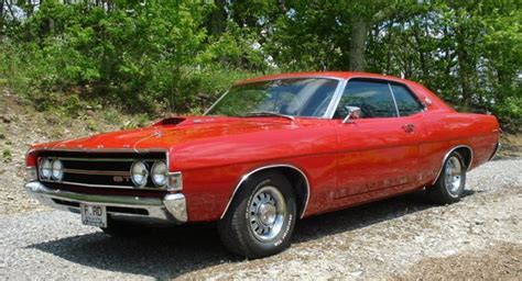 Super Cobra 6 Auto by Hemmings Find Of The Day 1969 Ford Torino Gt The Autos