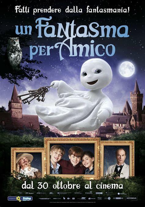 film fantasy animazione un fantasma per amico film 2013