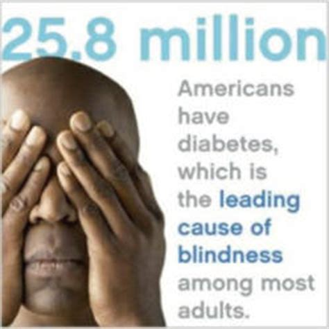 Does Diabetes Cause Blindness black diabetics suffer from high rates of vision loss milwaukee courier weekly newspaper