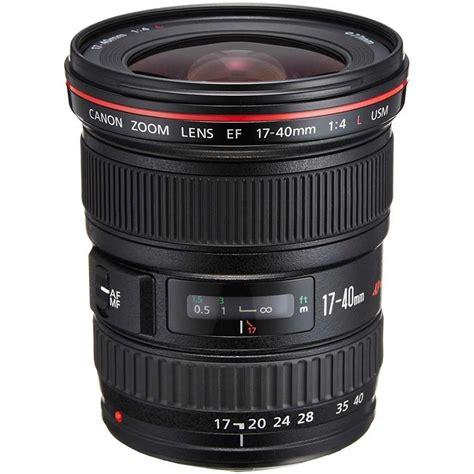 Lensa Canon Ef 17 40mm F 4l Usm canon ef 17 40mm f 4l usm lens canon lenses