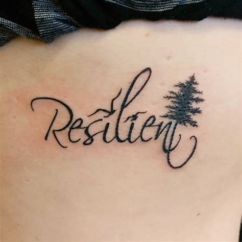 resilience tattoo best 20 resilience ideas on