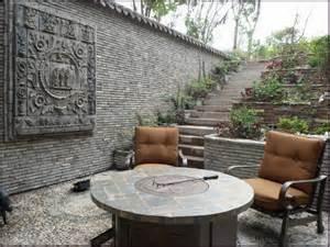 Patio Wall Ideas unique garden wall art ideas for patio 2915