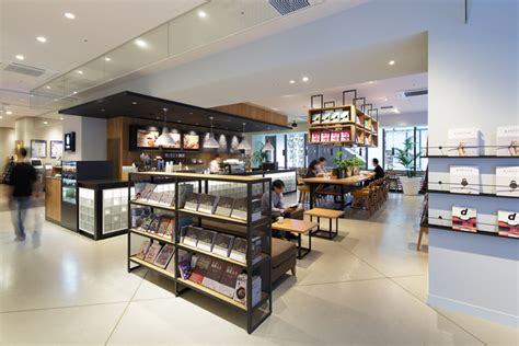 coffee shop interior design book culfe book store and caf 233 by fan inc shizuoka japan