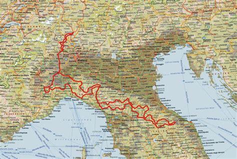 Motorradtour Nach Italien by Motorrad Strecken In Italien Apennin 3 10 Tage T 246 Ff