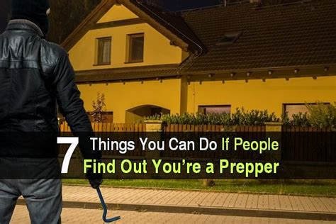 7 Things You Can Do For A Football Fan by 7 Things You Can Do If Find Out You Re A Prepper