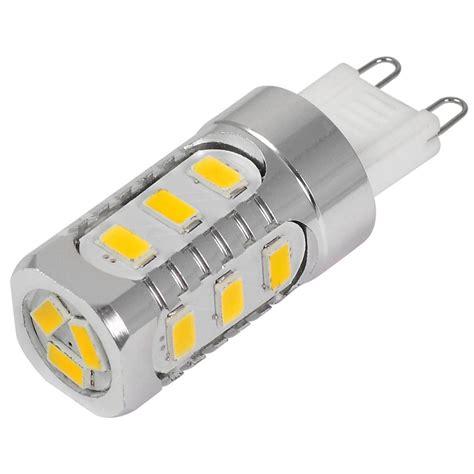 Led Light Bulbs G9 Mengsled Mengs 174 G9 6w Led Light 15x 5730 Smd Led L Bulb In Warm White Cool White Energy