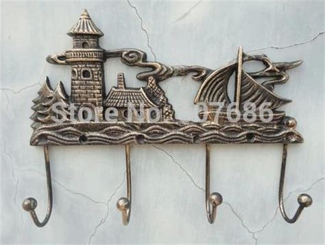 decorative key racks for the home 2 pieces rural antique cast iron decorative house wall