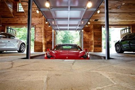 awesome car garages the most amazing garage ever 15 pics