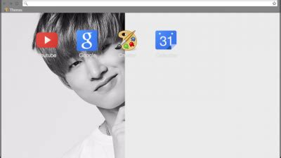 theme ikon kpop ikon chrome themes themebeta