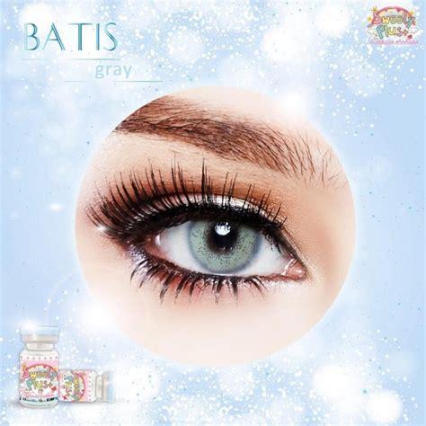 Batis Grey By Sweety Plus Softlens Original jual softlens sweety batis free ongkir softlensmurahku
