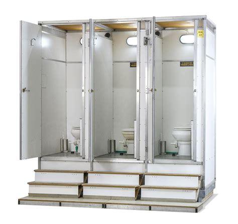 bagno wc noleggio bagno idrico chimico autonomo 3 wc