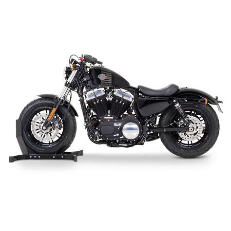 Motorradheber F R Vorderrad by Motorrad Wippe Vorn F 252 R Harley Davidson Motorradheber