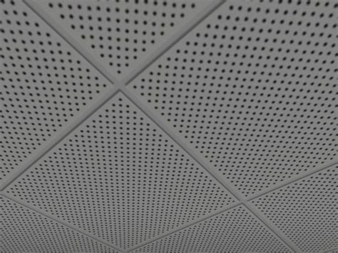 metal ceiling tile second marketplace perforated white metal ceiling