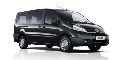 Toyota Proace Toyota Proace Foto Toyota Europe Flickr Cc By Nd