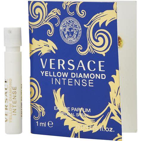 Original Parfum Miniature Versace Yellow 5ml Edp versace yellow edp fragrancenet 174