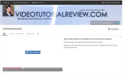 wordpress tutorial youtube 2013 tutorial youtube nuova grafica video turorial review