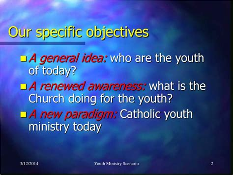 powerpoint templates for youth ministry ppt the youth ministry scenario powerpoint presentation