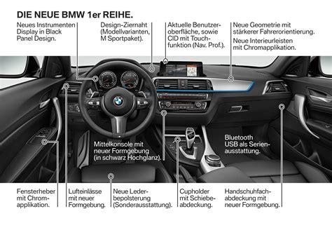 Bmw 1er 2018 M Paket by 1er F20 F21 Modellpflege Ma 223 Nahmen Zum Sommer 2017 Bmw