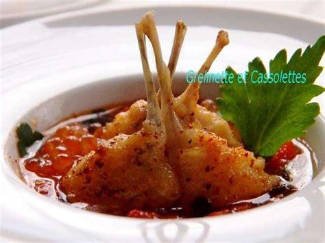 comment cuisiner des cuisses de grenouilles surgel馥s recettes de cuisses de grenouilles 4