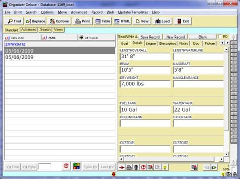 boat inventory spreadsheet free boat dealer inventory database template for