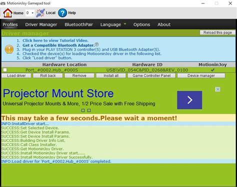 motioninjoy tutorial windows 10 controller ps3 op di windows 10 bitfix tutorial