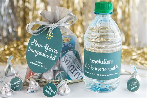 years eve hangover kit party favors party inspiration