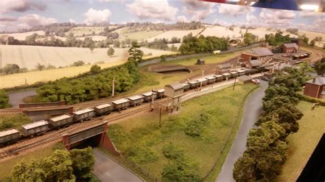 exhibition layout for sale n gauge layout quot vale of oxbury quot at the warley national