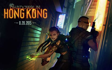 harebrained schemes shadowrun returns
