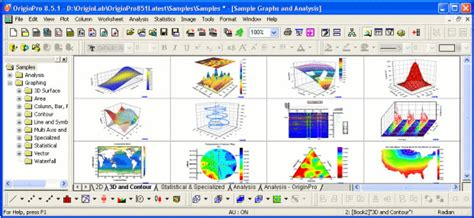 graph software free origin and originpro data analysis and graphing software