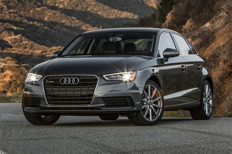 2015 Audi A3 by 2015 Audi A3 2 0t Quattro Test Motor Trend