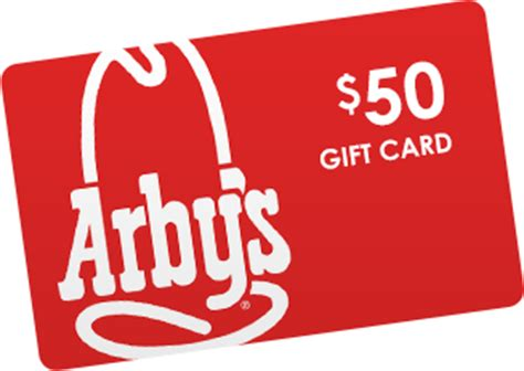 Arbys Gift Card - buntsoft february 2017