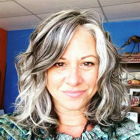 loreal hair color highlights for salt and pepper hair 216 best images about gray grey hair on pinterest hair