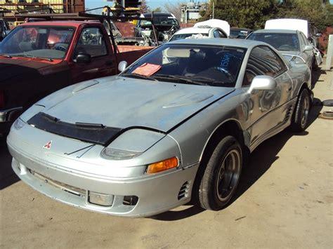 mitsubishi 3000gt silver 1992 mitsubishi 3000gt 3 0l auto color silver 153691