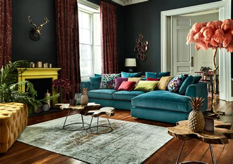 eclectic living rooms eclectibles eclectic living room cork by caseys