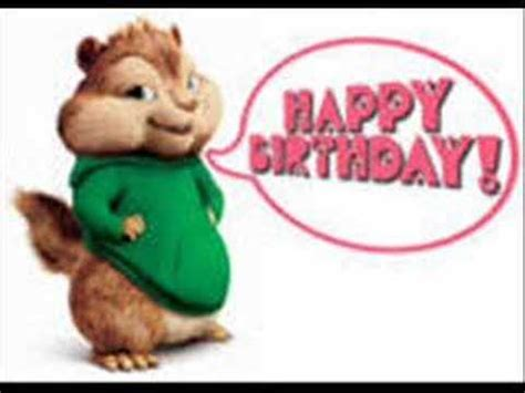 happy birthday alvin chipmunks mp3 download happy birthday click 5 chipmunk youtube
