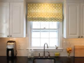 fabulous kitchen window treatment ideas be home creative kitchen window treatments hgtv pictures amp ideas