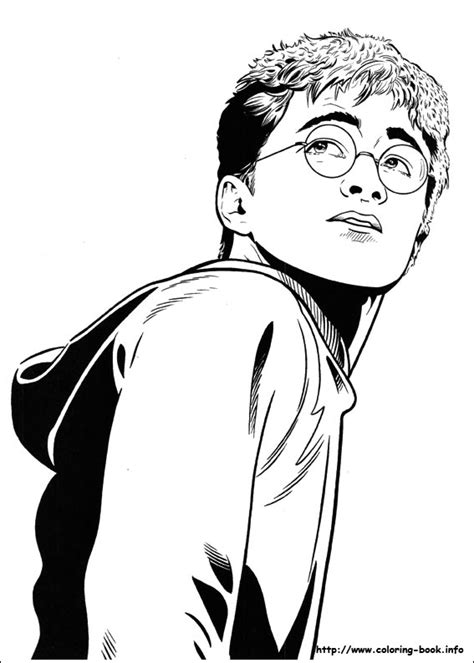 coloring pages harry potter and the goblet of fire index of pobarvanke harry potter pobarvanke