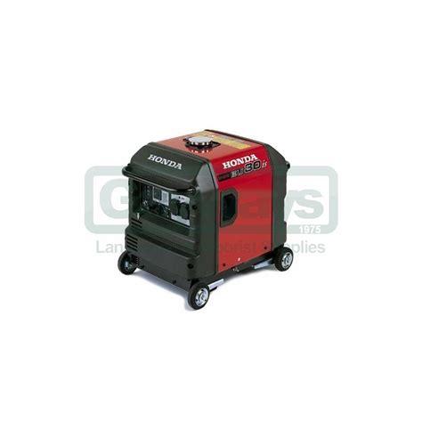 Best Small Home Generators Honda Eu30is Compact Generator Honda From Gayways Uk