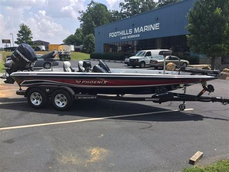 used boat trailers phoenix 2011 used phoenix bass boats 721 proxp bass boat for sale